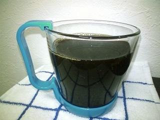 ヘルシアコーヒー無糖ブラック